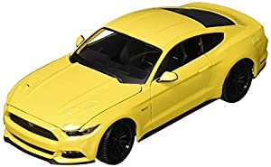 Tavitoys, 1/18 Special 2015 Ford Mustang Amarillo (31197Y), Color (1)