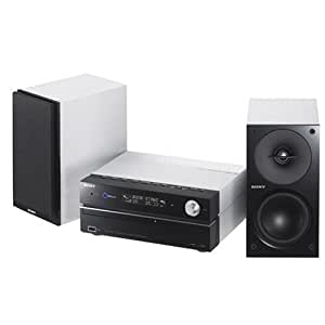 Sony CMT-HX3 Micro chaîne USB 2 x 50W lecteur audio radio / CD / MP3 / USB
