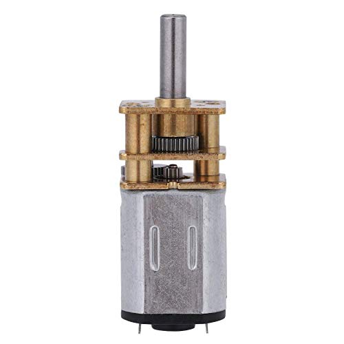 Getriebemotor N20 DC 3 V 6 V 12 V 50-2000 U/min Drehzahlreduzierungsmotor mit Metallgetriebe - Min-dc Motor 2000 U /
