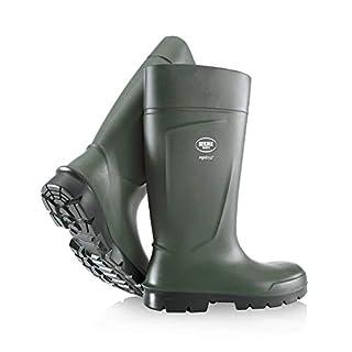 Gummistiefel S5 Bekina Agrilite grün - Schuhe EN ISO 20345 mit Durchtrittschutz S5 - Arbeitsstiefel wasserdicht S5 - Gr. 44