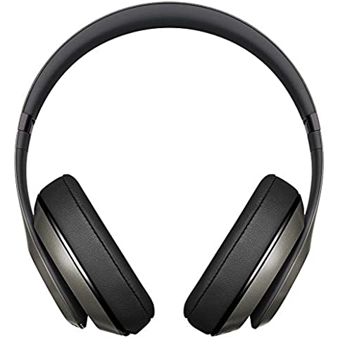 Beats by Dr. Dre Studio B0501 - Auriculares de Diadema Inalámbricos, Color Titanio