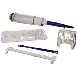 Geberit Mécanisme de remplacement pour chasse d'eau Geberit Twico, modèles 110.700 et 110.750