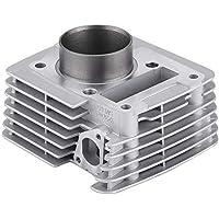 KIMISS Pistón del cilindro de la motocicleta & Junta de montaje de anillos [54mm diámetro] para YBR125 YBR 125 Motor