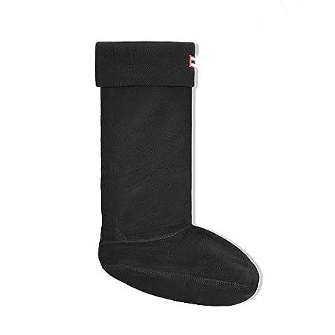 Hunter Boot Sock - Dark Slate (Grey) Accessories Socks Large