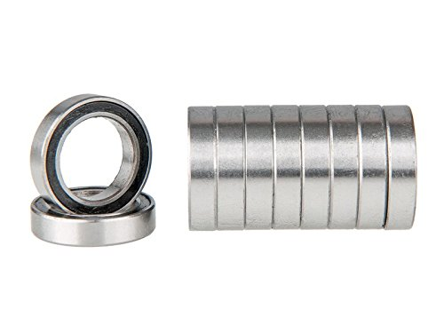 RT Reck Ward Tuning 12 x 18 x 4 mm 6701-2RS Roulements ABEC 3 (10 pièces)