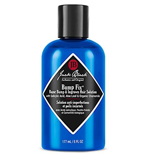 Jack Black Bump Fix Razor und Ingrown Hair Solution, 1er Pack (1 x 177 ml)