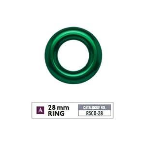 DMM R500-28 Anneau en aluminium pour point central 28 mm