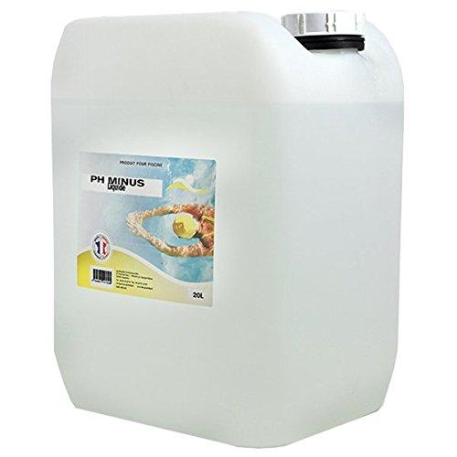 PH Minus liquide - 20 L de marque Swimmer - Catégorie Produits chimiques