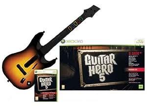 Guitar Hero 5 - Guitar Bundle (Xbox 360)