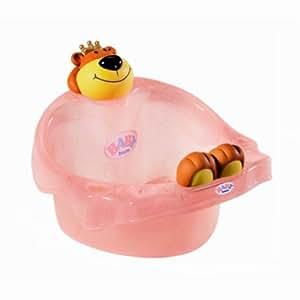 zapf creation 802373 baignoire pour baby born jeux et jouets. Black Bedroom Furniture Sets. Home Design Ideas