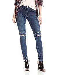 James Jeans Women's James Twiggy Five-Pocket Legging Jean In Casanova