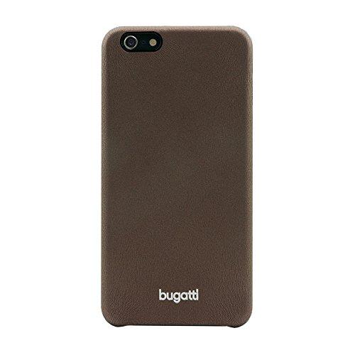 Bugatti 8743 Etui en cuir pour Apple iPhone 6 Motif Lausanne Noir braun - Cover