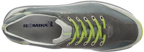 Romika Gabriele 02, Sneaker donna Marrone Marrone Multicolore (Mehrfarbig (grau-apfel 796))