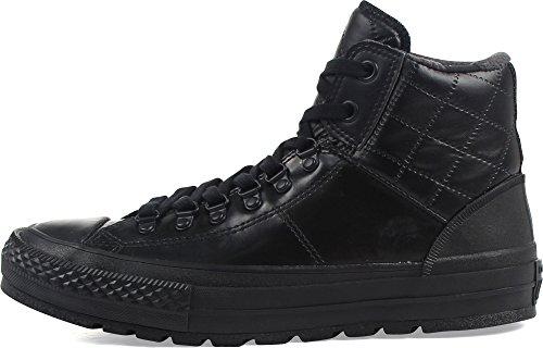 Converse - Chuck Taylor All Star rue Hiker Salut Top Chaussures Black/Black/Black