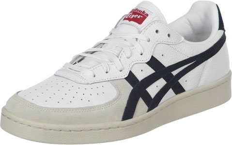 Onitsuka Tiger - GSM - Sneakers Homme Blanc Cassé (White/navy)