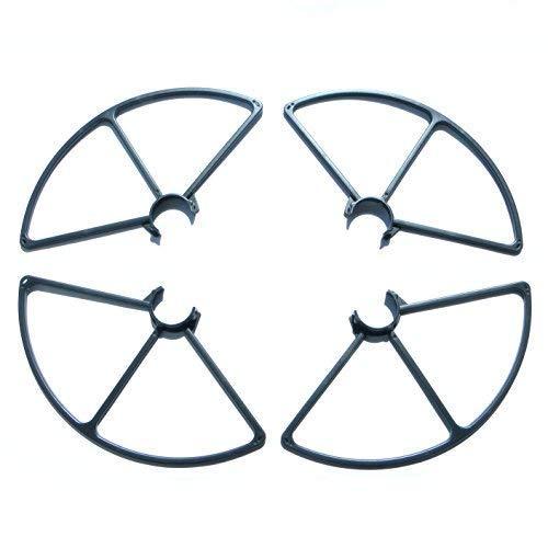 Snap On/Off Prop Guards für Yuneec Alle Versionen Q500 Q500 4K + Typhoon Quadcopter Quick Release Quick Disconnect Propeller-Schutz