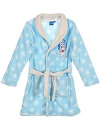 La Reine des neiges - Robe de chambre la reine des neiges bleu Taille de 4 à 8 ans - 4 ans,6 ans,8 ans,5 ans