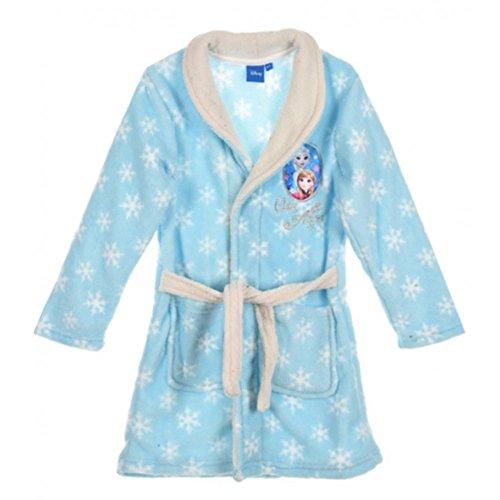 La Reine des neiges - Robe de chambre la reine des neiges, Bleu, 4 ans