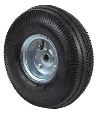 Apex ht2119carrello di ricambio ruota pneumatica, 10x 3,5by Apex