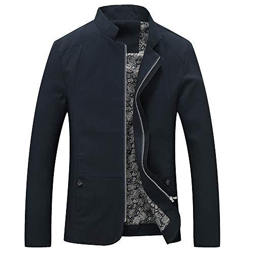 TWBB Sweatshirt Herren Cardigan Coat Mantel Outwear Langarm Pullover Top Jumper
