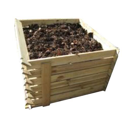Cubo compostador 650l Flower 70564 650l