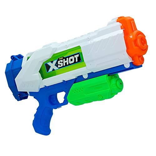 X-Shot - Pistola de agua con carga rápida Fast Fill (ColorBaby 43989)