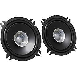 JVC - Haut-parleurs coaxiaux de Voiture 2 Voies 250W, 13 cm - CS-J510X