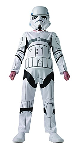Stormtrooper Star Wars Rebels Kostüm für Kinder, (Rebel Kostüme)