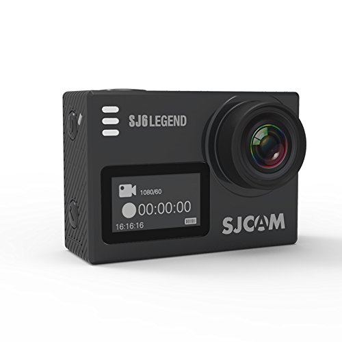 SJCAM sj6 4K Action Camera 16 MP touch screen Dual screen Wifi HDMI Waterproof