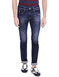 U.S. Polo Assn. U. S. Polo Assn. Men Blue Jeans - B077497HCP