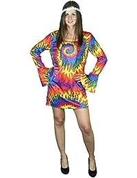 pretty nice 67398 e0470 Amazon.it: vestiti anni 70 - Donna: Abbigliamento