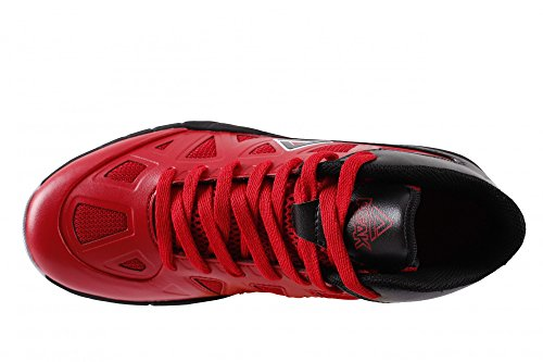 PEAK Unisex Basketballschuh Victor Y Red-Black