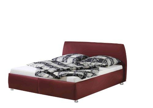 Maintal Betten 232649-4793 Polsterbett Minu 180 x 200 cm, Kunstleder