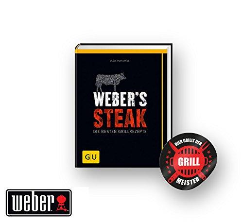 Original Weber Grillbibel | Weber's Steak - die Besten Grillrezepte +
