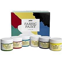 Comprar en amazon pintura acrilica para textil la pajarita