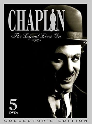 Jacqueline Villani - Chaplin-Legend Lives on [Import USA Zone