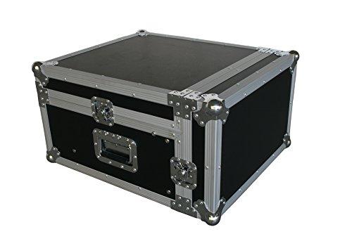 Winkelrack 3/10HE Flightcase Case Rack Mixer CD Player DJ