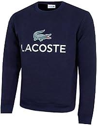 lacoste felpa uomo  : Lacoste - Felpe / Maglioni, Cardigan & Felpe: Abbigliamento
