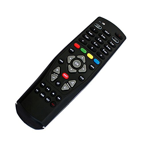 Reemplazo de control remoto para Dreambox 800hdse 7020hd dm500hd dm8000 rc 10