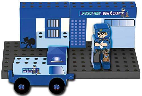 klein- Commissariat Manetico, 0018, Bleu