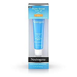 Neutrogena SPF 15 Hydro Boost Water Gel, 1.7 Ounce