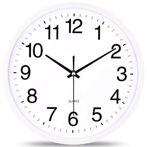 Reloj de pared decorativo con reloj de cuarzo