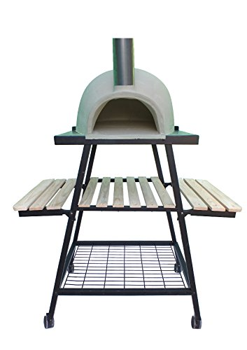 Gardeco PIZZARO+STAND Pizza Oven - White