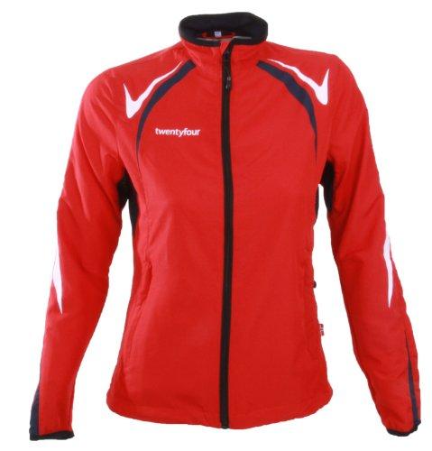 Twentyfour Norge Veste d'entraînement Femme Rouge - Rouge