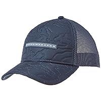 Under Armour Men's Sportstyle Trucker Cap, Grey (Wire/Harbor Blue), One Size