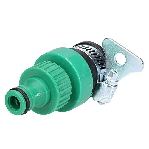 Solution rapide flexible au raccord de robinet/Connecteur mâle universelle avec Collier GAR27