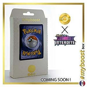 Enéporteur (Eneporter) 142/131 Entrenadore Secreta - #myboost X Soleil & Lune 6 Lumière Interdite - Box de 10 Cartas Pokémon Francés