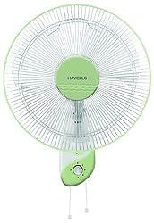 Havells Diva 2010 400mm Wall Fan (Green)