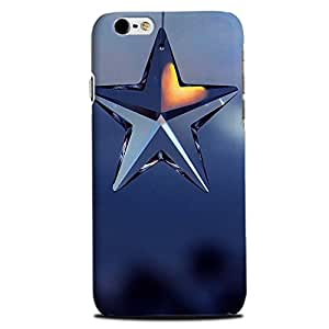 Abaci designed Iphone 6, 6S Mobile Back cover with Perfect Matte finishing and Stars Illustrationdesign(Multicolor)
