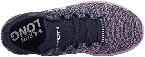 Under Armour UA W Charged Bandit 3, Running Femme pink